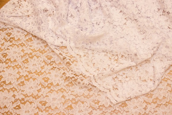 White dress-lace-fabric