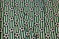 Soccer balls 5 cm.