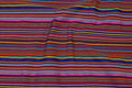 Mexi-stripes in bordeaux and pink colors