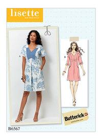 Butterick pattern: Dress