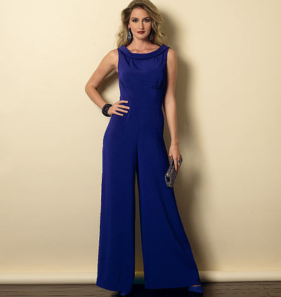 Dress and Jumpsuit