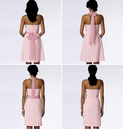 Dress and Sash