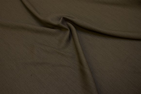 Dirt-brown structure-woven polyester