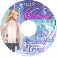 CD-rom no. 49 - Romance In The City