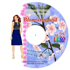 CD-rom no. 25 - Spring time