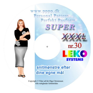CD-rom no. 30 - For big girls