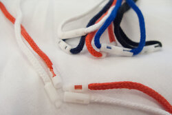 Security cord for hoodies