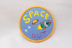 Space out patch 7 cm