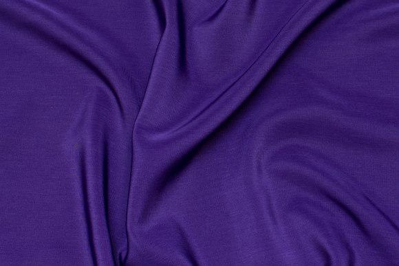 Micro silk-look in dark purple