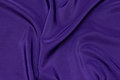 Micro silk-look in dark purple . 13,15