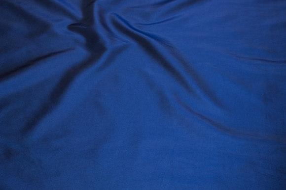 Royal blue changing galla taffeta