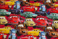 Beautiful cotton-jersey with Disney Cars