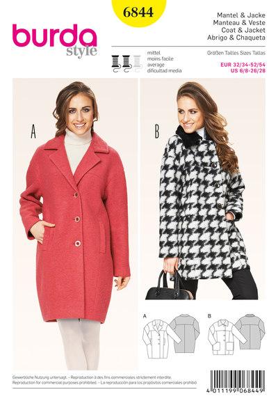 Jacket, Coat, Oversize
