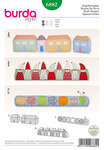 Draft Stoppers:, Houses, Dwarfs- Caterpillar