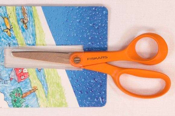 Fiskars shears for right hand