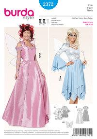 Fairy. Burda 2372.