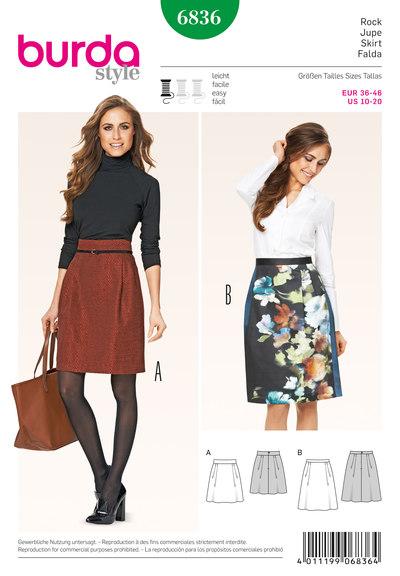 Skirt, Tiny Folds