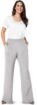 Pants, Pull-on Pants, with elastic casing