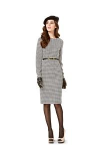 Shift Dress. Burda 7137.