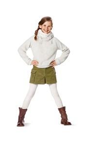 Coordinates, Hoody, Shirt Dress –Jogging Pants, Leggings. Burda 9482.