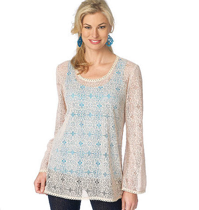 Tunic and Top