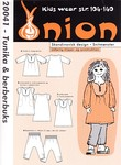 Onion 20041. Tunic and pants.