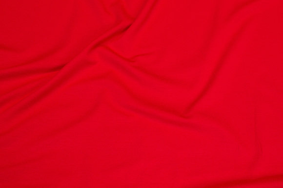 Beautiful, red viscosejersey