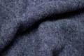 Felt wool in good quality in medium grey
