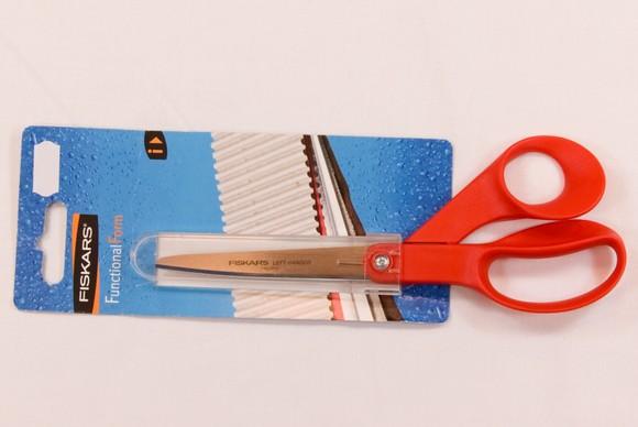 Fiskars shears - left handed - 21 cm