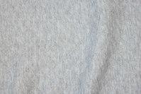 Light grey, speckled jersey-quilt