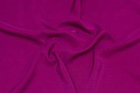 Micro silk-look in fuchia-color