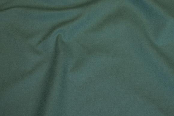 Sanfor-cotton, ecotex, in dusty-green