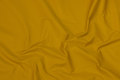 Windproof windbreaker fabric in brass yellow