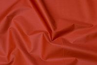 Windproof windbreaker fabric in rust color