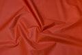 Windproof windbreaker fabric in rust color