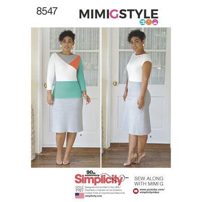 Petite Dress by Mimi G Style