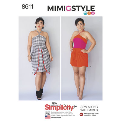 Dress and Romper by Mimi G Style