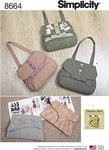 Bags in Four Styles