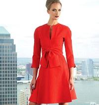 Vogue pattern: Dress - Chado Ralph Rucci