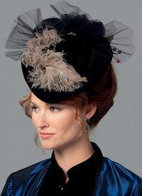 Butterick pattern: Hats in Four Styles