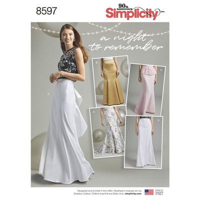 Special Occasion Skirts