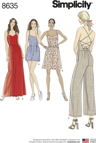 Women's Dress, Jumpsuit and Romper