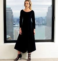 Dress - Lynn Mizono. Vogue 1312.