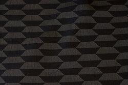 Black and grey furniture gobelin