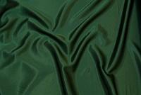 Crepe sateen in bottle green