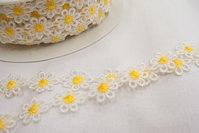 Daisy ribbon 1,5cm