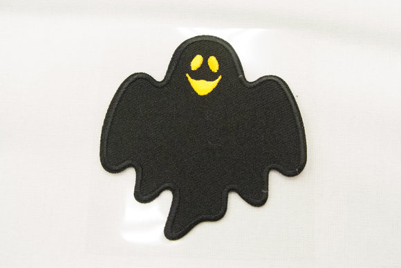 Ghost patch 7x7cm