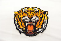 Giant tiger patch 14-12cm