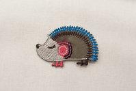 Hedgehog patch 5 x 3 cm