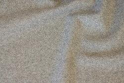 Light-grey, speckled furniture-wool